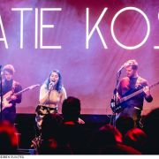 Katie Koss group - Groningen electronic pop on a rise