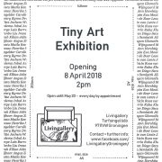 Tiny Art Exhibition