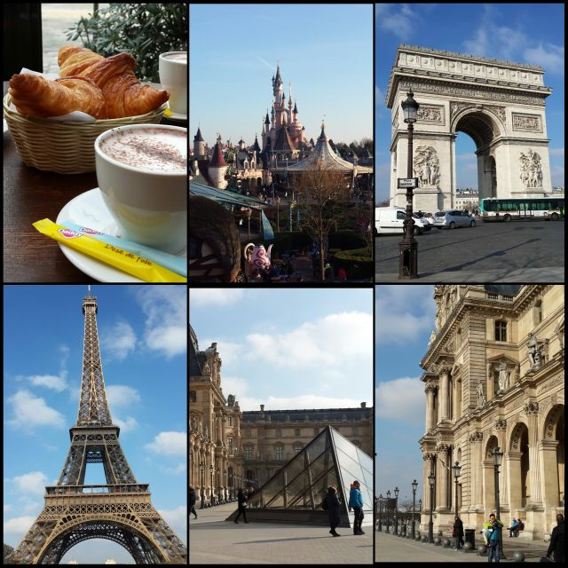 What's your story in Paris? :)