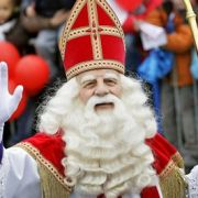 Sinterklaas has arrived!